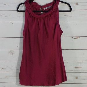 Larry Levine Tops - Larry Levine Womens Medium Sleeveless Silky Feel